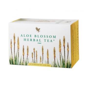 Чай травяной с цветми Алоэ